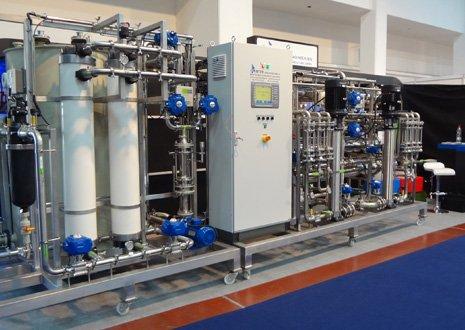 Промышленные фильтры для очистки воды - производство промышленных систем обратного осмоса Аквафор