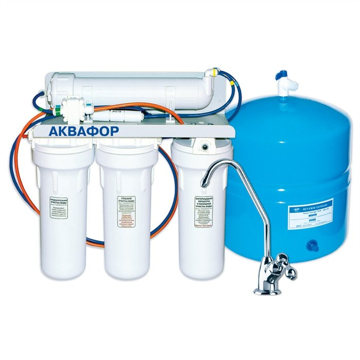 Аквафор | АКВАФОР Осмо-50-К (исп.5) | очистка воды, фильтры очистки воды аквафор, система водоочистки, системы водоподготовки аквафор Викинг