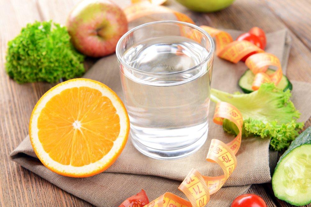 вода в продуктах питания картинки гель лаком